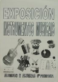 Exposición de Instrumentos musicais